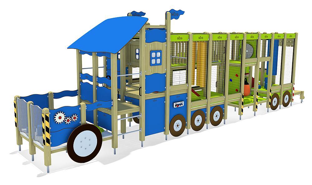 indoor speeltoestel Werktuig