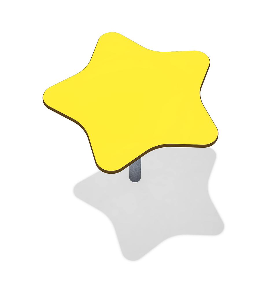 Zandspeeltafel ster