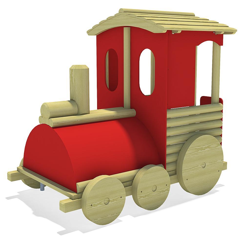 grote trein Loc