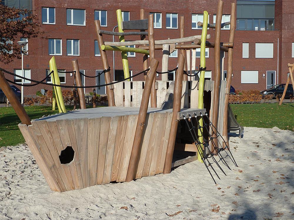 piratenschip Jago, solo