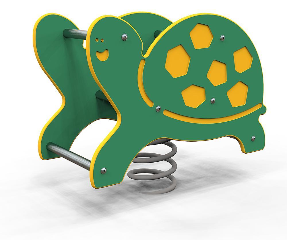 Veerwip Schildpad