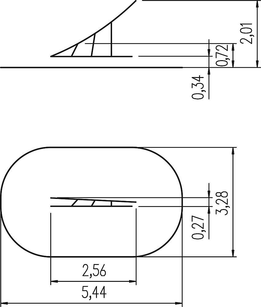 diagonaal overgang S9