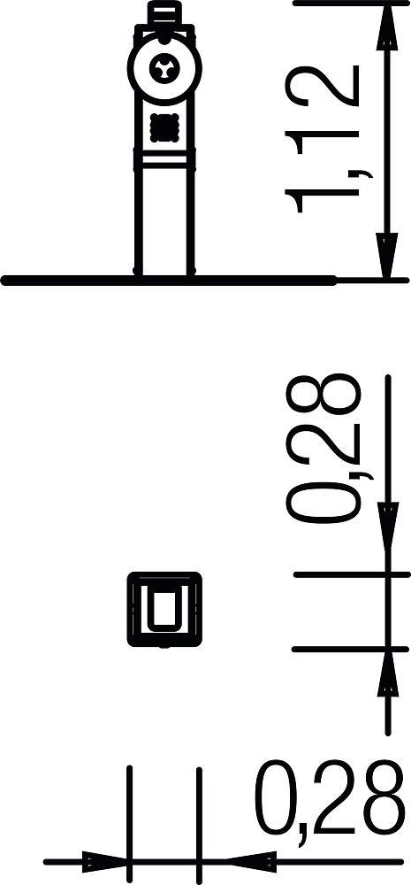 Zintuigen-station DJ-Pult