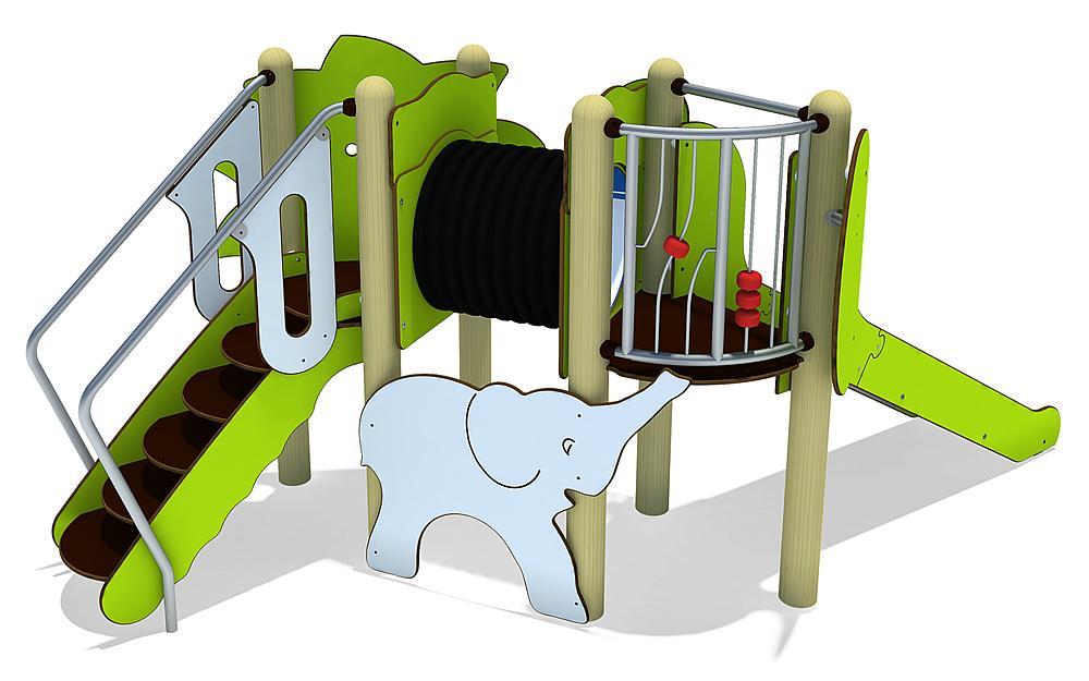 speeltoestel Olifantenfamilie