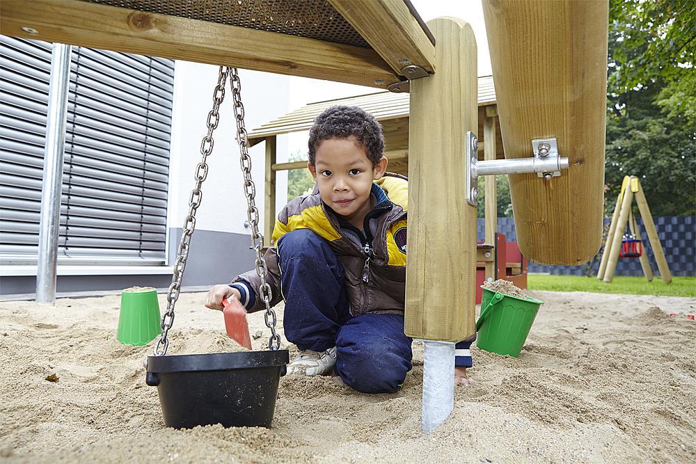 zandbouwplaats Kleine Specht