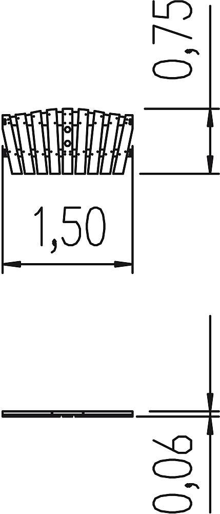speelhek Zwaluw 150