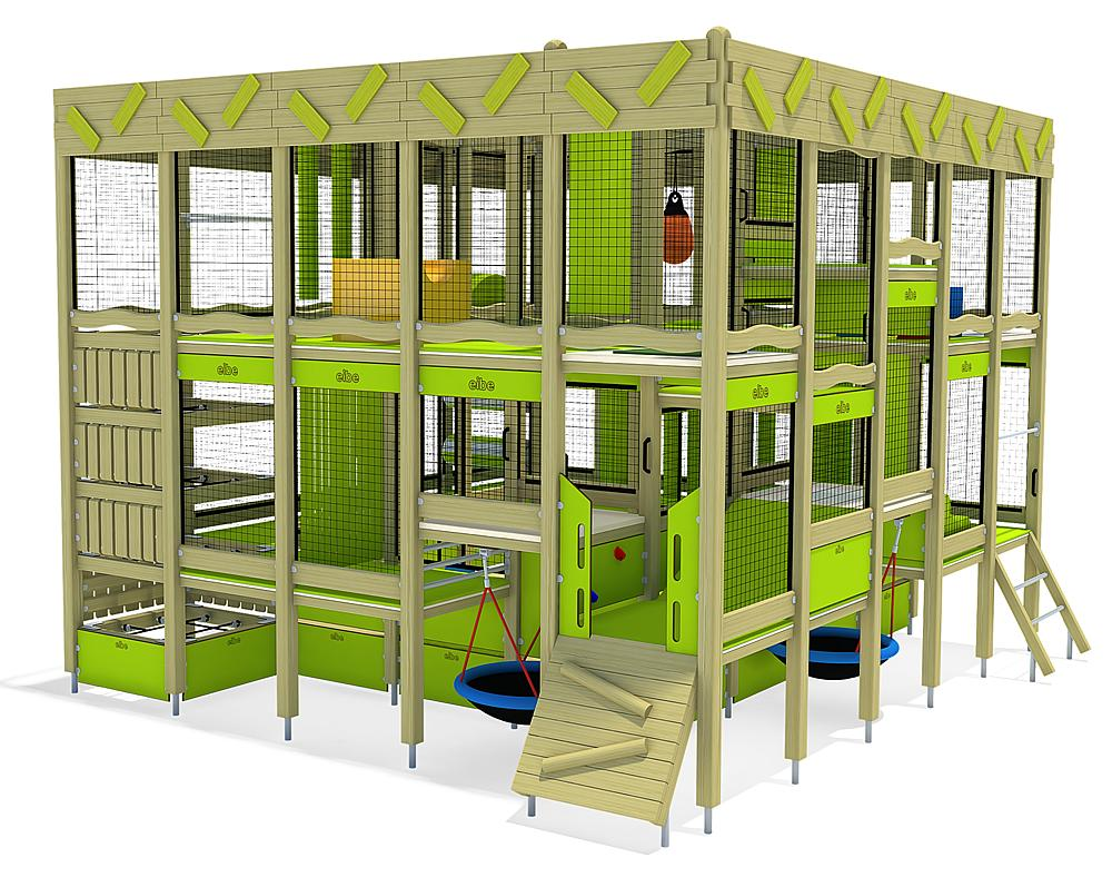 indoor speeltoestel Midi