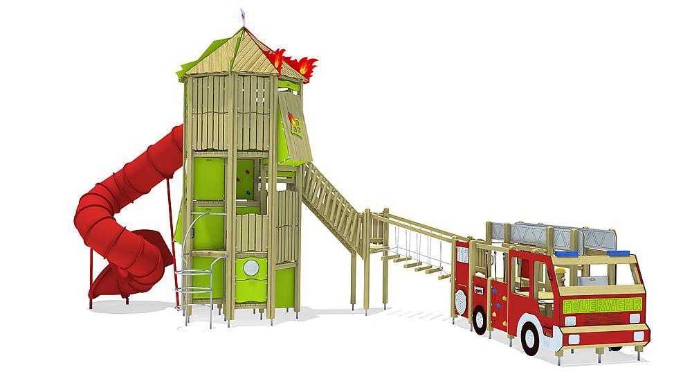 brandweer combinatie, solo
