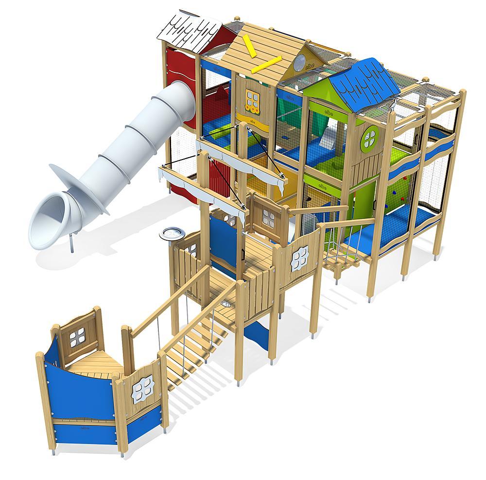 indoor speeltoestel Haven