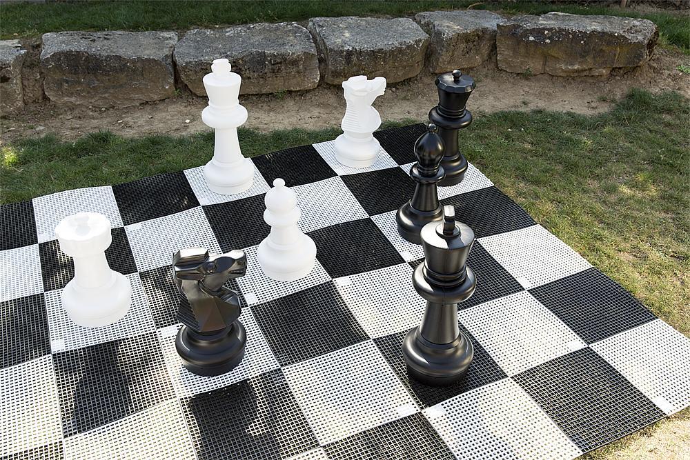 Speelveld schaak/dame