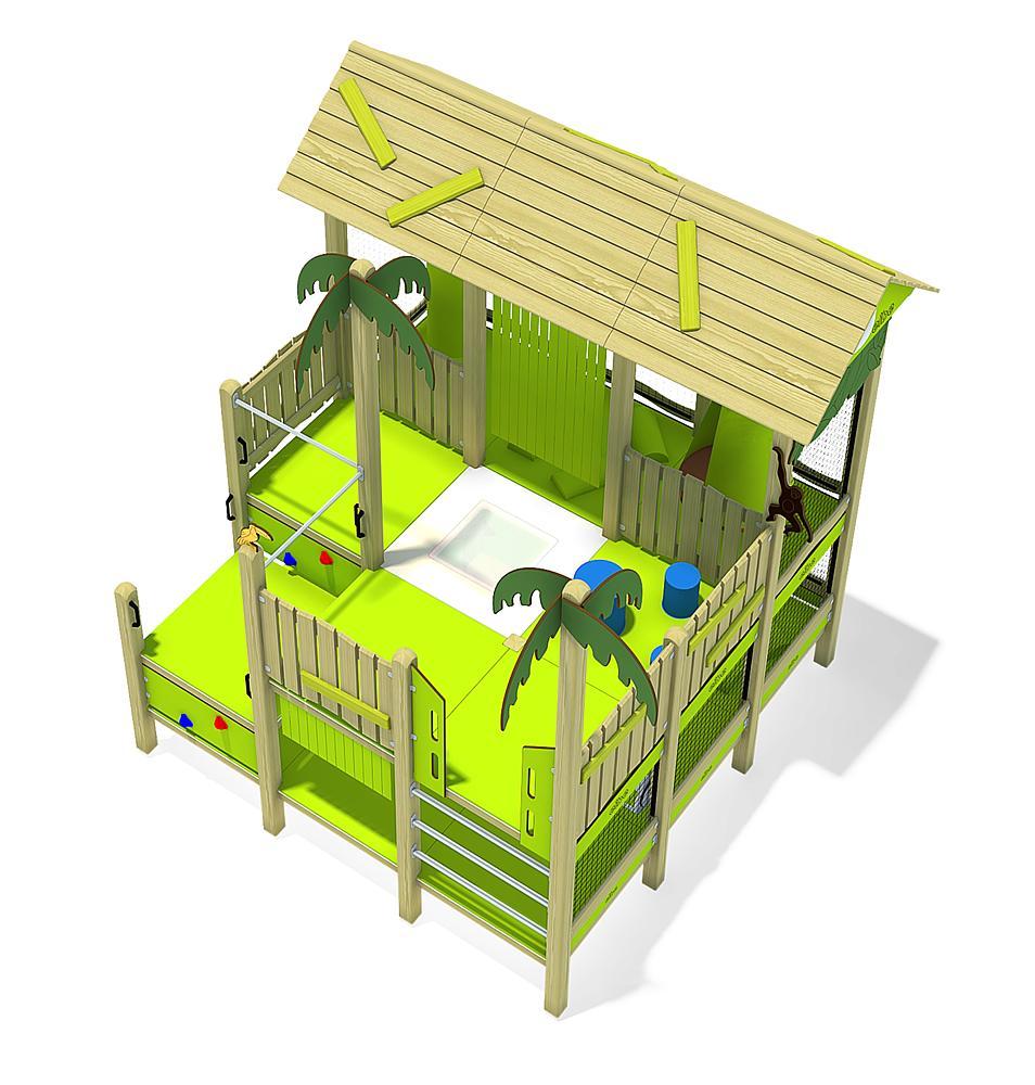 indoor speeltoestel Mini