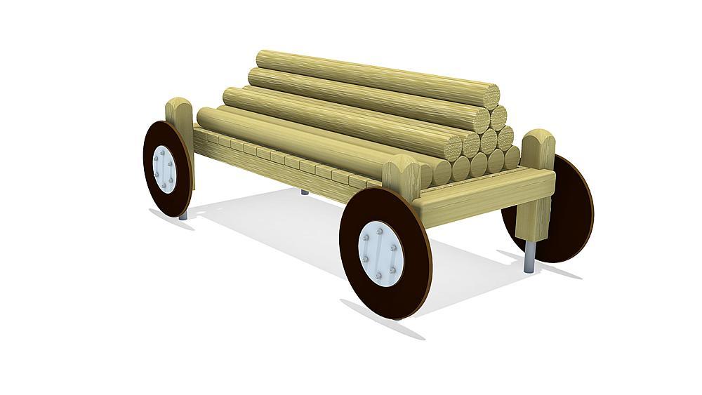 houtvrachtwagen Ludwig