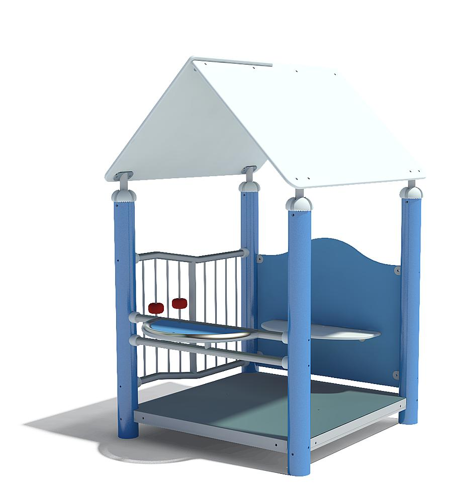 speelhuis M51 voor kleine kinderen
