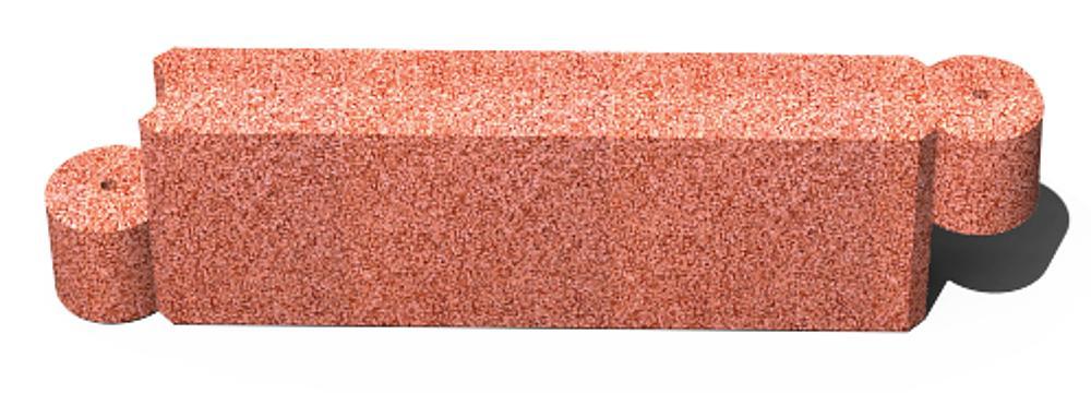Zandbakset soft, 1 element