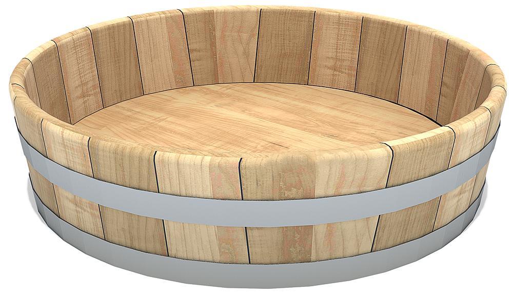 houten kuip