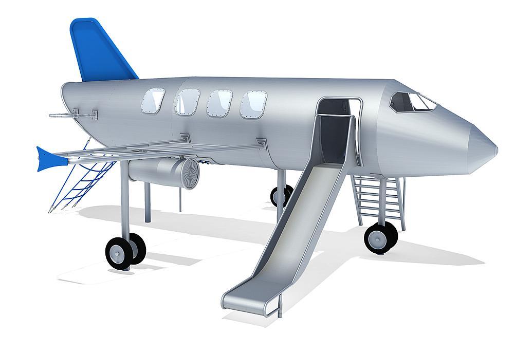 Vliegtuig Jumbo