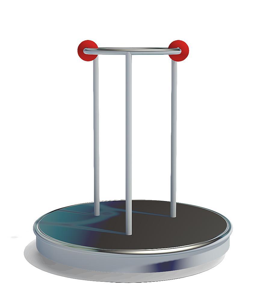 Stacarrousel Uranus Ø 115 cm