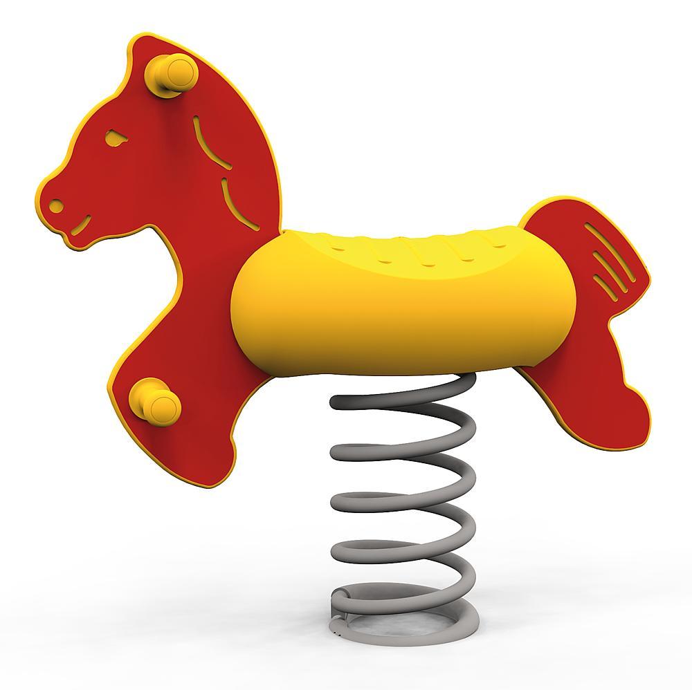 Veerwip Paard