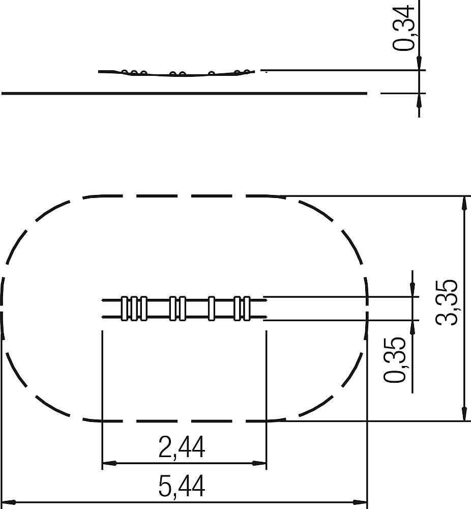 hangbrug overgang M2