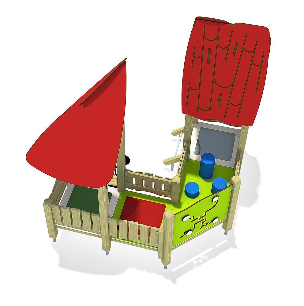 indoor speeltoestel  Combinatie 01