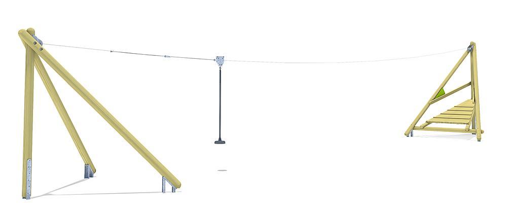 kabelbaan Sierra 20 m